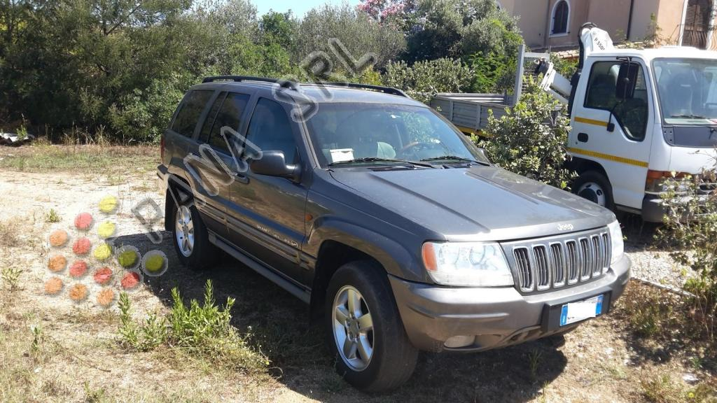 JEEP GRAND CHEROKEE (Categoria: Autovetture)