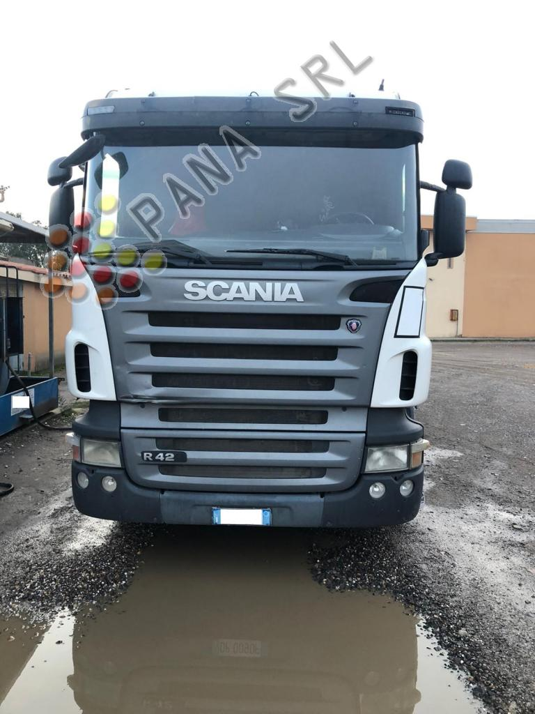 SCANIA R 420 (Categoria: Trattori stradali)